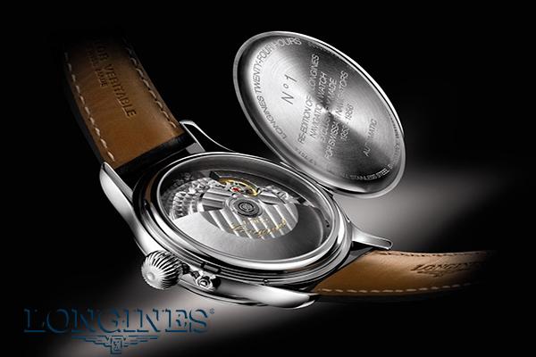 1 cảm nhận đẳng cấp sang trọng từ đồng hồ longines automatic
