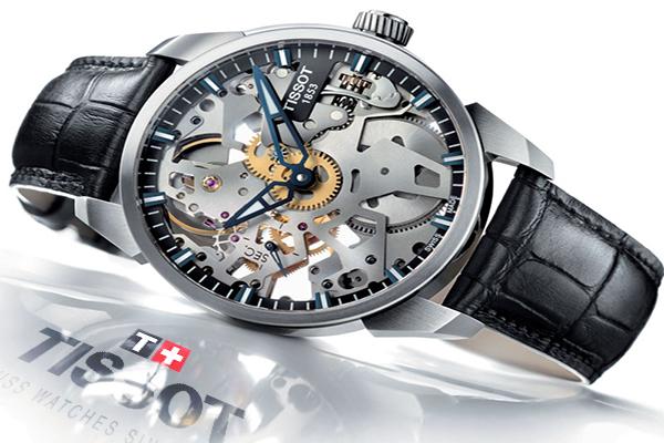 1 phân biệt đồng hồ tissot fake như chuyên gia