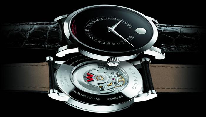 2 sự lôi cuốn của đồng hồ automatic chính hãng