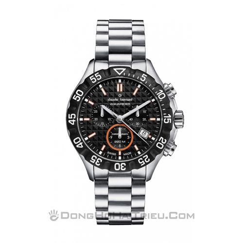Bạn có MẠNH được như đồng hồ độc đáo Thụy Sỹ xịn sp1 10205.3M.NO