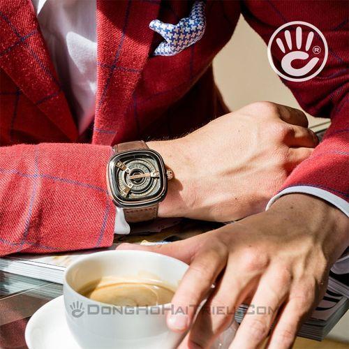 Bạn có MẠNH được như đồng hồ độc đáo Thụy Sỹ xịn sp4 M2-2-13