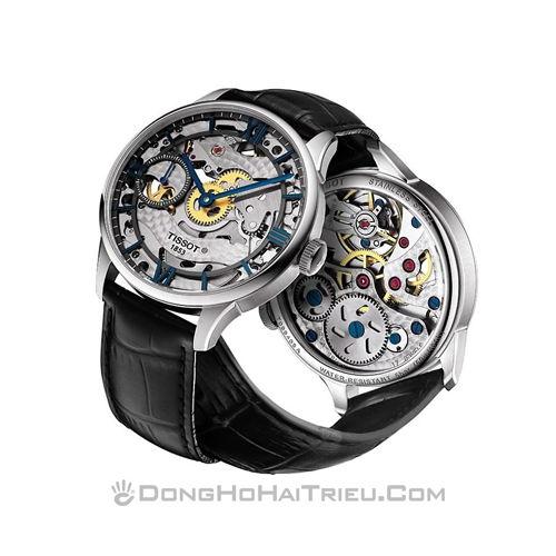 Bạn có MẠNH được như đồng hồ độc đáo Thụy Sỹ xịn sp5 T099.405.16.418.00-2
