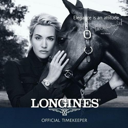 đồng hồ longines và quý bà 2