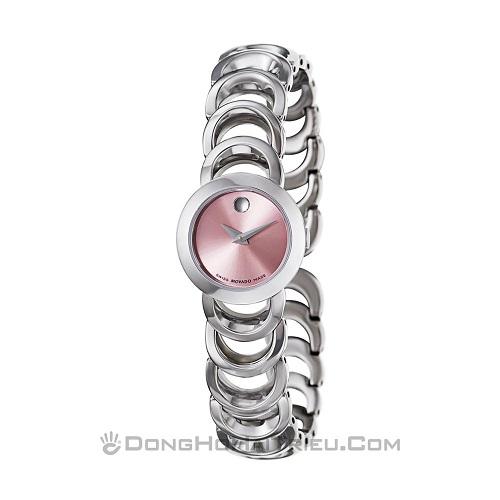 đồng hồ nữ movado sang chảnh 4