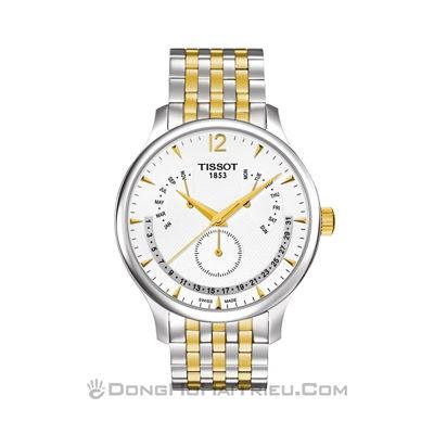 5 tissot watch