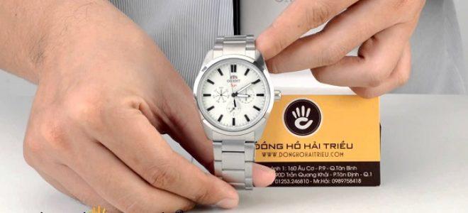 giá đồng hồ hải triều xứng tầm trên thị trường